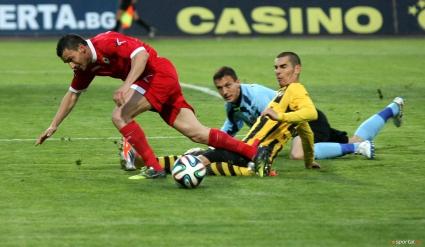 Иван Стоянов: Всички голове срещу Левски са сладки