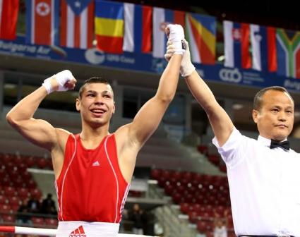 Тайсъна отпадна от борбата за медали на световното по бокс