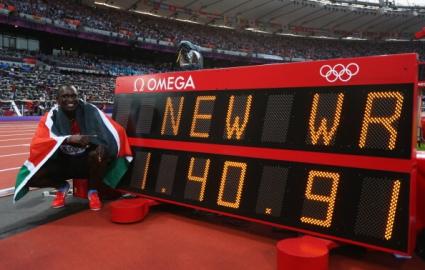 Братът да Дейвид Рудиша иска да подобри световния рекорд на 800 м