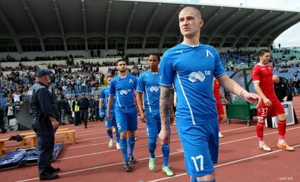 Павел Чмовш: Не съм казвал, че не ме е грижа за синята фланелка