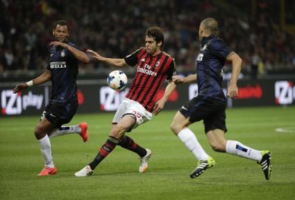 Кака: Искам да остана в Милан и през следващия сезон