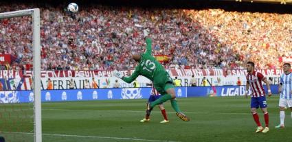 Без това изумително спасяване Атлетико щеше вече да е шампион (видео)