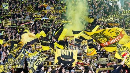 Феновете направиха Дортмунд №1 в цяла Европа