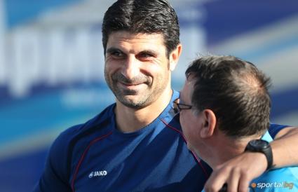 Гонзо със сензационен избор за нов треньор на Левски