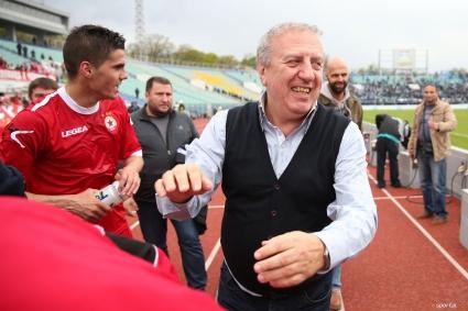 ЦСКА отчете втори най-успешен ден от продажбата на акции
