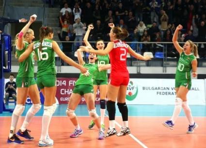 Волейболистките на България с три контроли срещу Холандия