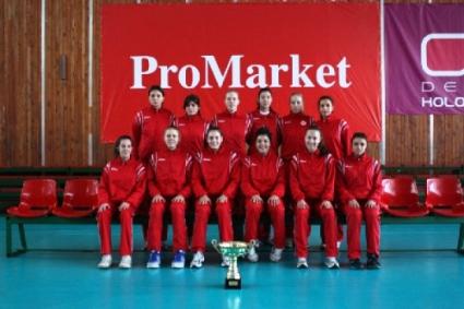ЦСКА и Казанлък на полуфиналите за девойки старша