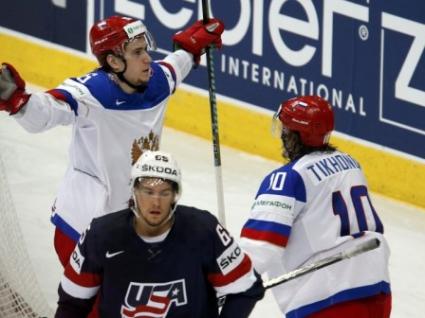 """Путин звъни в съблекалнята на """"Сборная"""" след 6:1 над САЩ"""