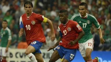 Треньорът на Коста Рика извика 11 играча от Европа
