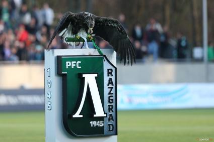 Лудогорец продава фланелки с лика на орела (снимка)