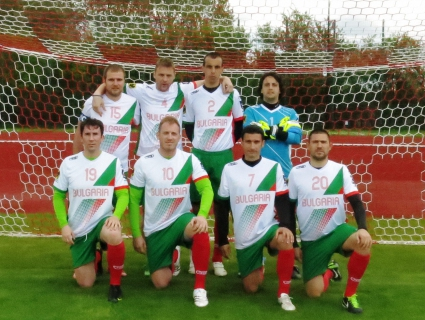 България на 1/4-финал на европейското по футбол за журналисти