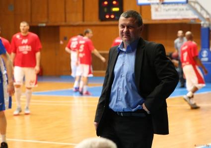 Денислав Коцев: Добрата защита и късметът ни помогнаха да спечелим