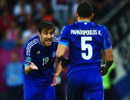 Гърция обяви предварителната група за Мондиала