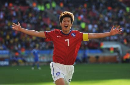 Парк-Джи Сун прекрати състезателната си кариера