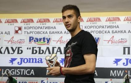 Чочев ще напусне ЦСКА само заради голям клуб от Европа