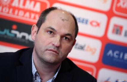 Ръководството на ЦСКА с извънредна пресконференция