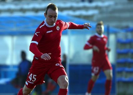 Позабравен талант носи победа на ЦСКА срещу сърби