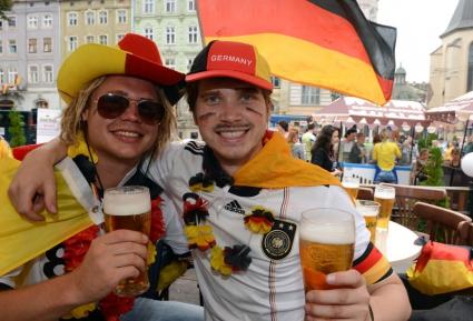 Песимисти: само 6% от германците вярват в титлата