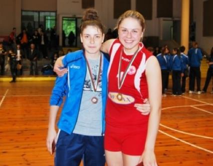 Мира Паскова от Левски - MVP при девойките старша!