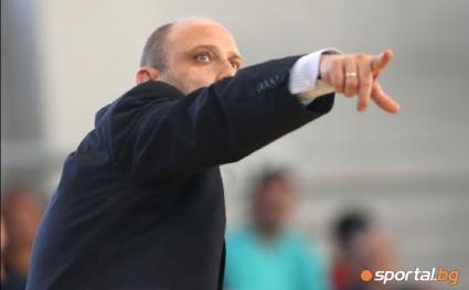 Тити Папазов: Заслужено победихме