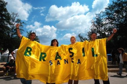 Бразилия очаква 3.7 милиона туристи по време на Мондиал 2014