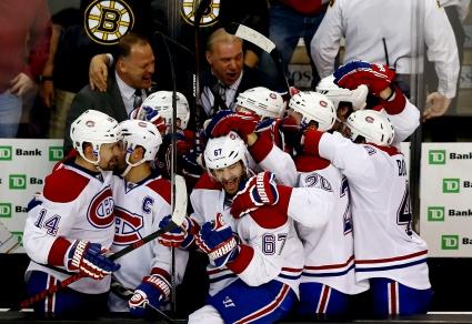 Монреал изхвърли шампиона от редовния сезон Бостън