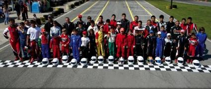 Картинг шампионатът продължава в Серес