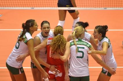 Волейболистките на България срещу Холандия в открити контроли в събота и неделя
