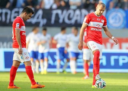 Спартак обърна Динамо в 98-ата минута, но остана извън Европа (видео)