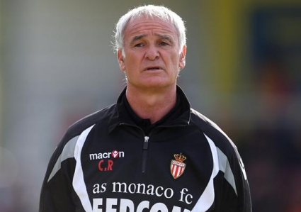 Раниери смята, че ще остане в Монако и през следващия сезон