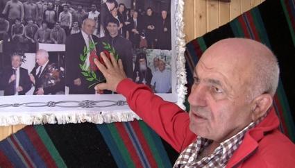 Легендата на българската борба Янчо Патриков почина
