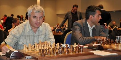 Кирил Георгиев води след шестия кръг на държавното по шахмат