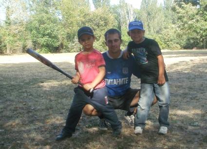 Бейзбол в лятното училище на Варна за трета поредна година
