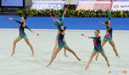 Увеличиха олимпийските квоти в художествената гимнастика
