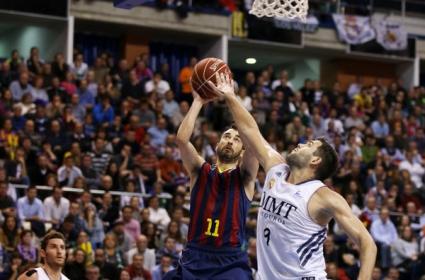 Барса и Реал в нова битка за финал в Евролигата