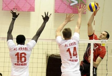 Матей Казийски и Ал Райан отпаднаха на полуфинала за Купата на Емира в Катар след 1:3 от Ал Араби