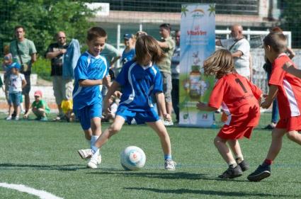 """Десети юбилеен турнир по футбол за деца за купа """"Тигрите"""""""