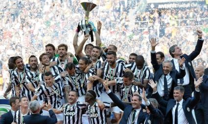 Необятен Ювентус! Исторически 102 точки и шампионски купон в Торино (видео+галерия)