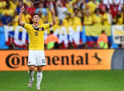 Колумбия тушира Кот д'Ивоар след 3 гола за 9 минути (видео+галерия)