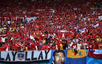 ФИФА може да накаже федерацията на Чили заради поведението на феновете