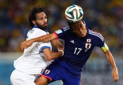 Хасебе: Играхме добре до червения картон на гърците