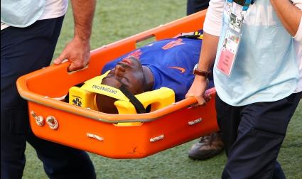 Бруно Мартинс Инди пропуска мача срещу Чили