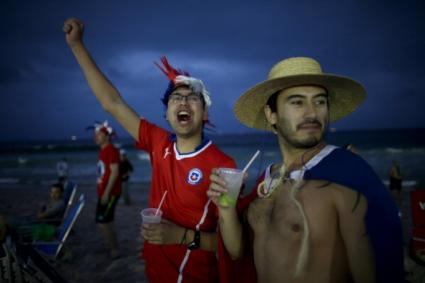 """Чилийски фен разказа как е влязъл без билет на """"Маракана"""""""