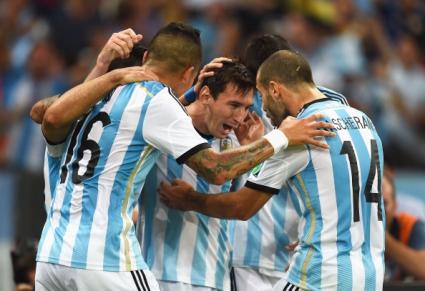"""Аржентина и Иран не тренират на стадион """"Минейрао"""""""