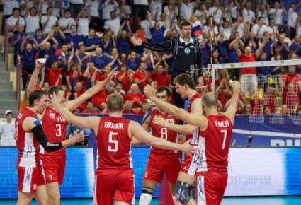 Драматичен първи гейм предопредели края на Сърбия срещу Русия