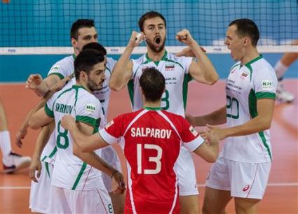 Седма поредна загуба за България в Световната лига - 1:3 от САЩ (ВИДЕО + ГАЛЕРИЯ)