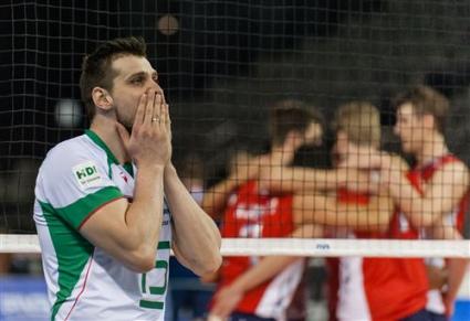 Тодор Алексиев: Ще продължаваме да се борим и да се опитваме да покажем най-добрия си волейбол