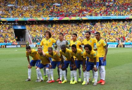 Бразилските национали получиха трогателни подаръци