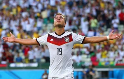 Гьотце най-добър на Германия - Гана