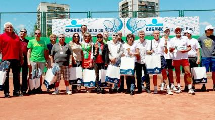 30 медии участваха в държавното първенство по тенис за журналисти